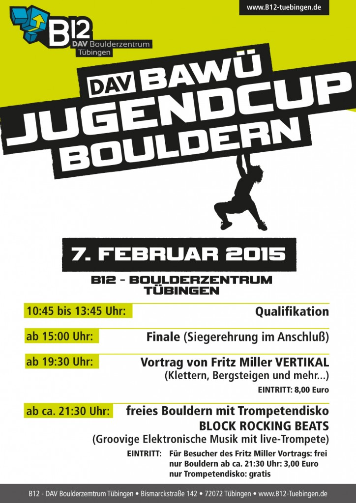 CUP - Plakat